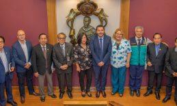 USAT realizó el II Encuentro de Vicerrectores de Investigación de la Macro región Norte