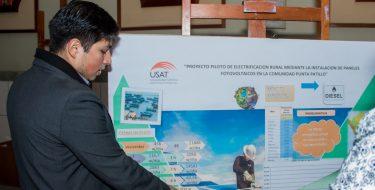 Ingeniería para el Desarrollo Sostenible en la USAT
