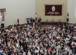 Cientos de estudiantes vivieron el USATurday