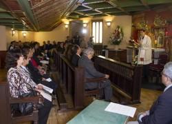 Familia USAT rinde homenaje a su fundador