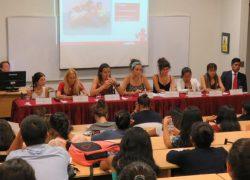 Estudiantes de Perú y España intercambian experiencias en la USAT