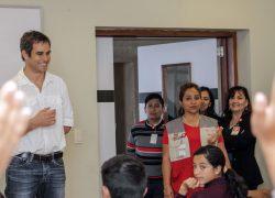 Viceministro de Educación visita la USAT