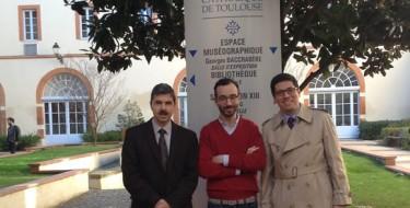 USAT estrecha lazos con institución francesa