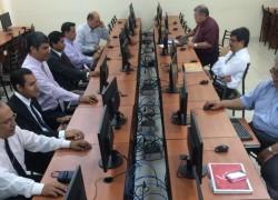 Facultad de Ciencias Empresariales USAT recibe capacitación