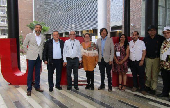 Director del Instituto de Cultura USAT participó en el III Congreso Internacional de Interculturalidad ODUCAL en Medellín – Colombia