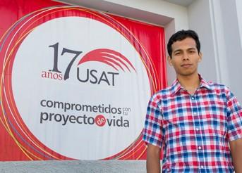 """Egresado USAT: Aplicación para enfrentar """"El Niño"""" obtiene premio nacional"""
