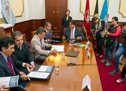 Firman alianza estratégica entre universidades de Lambayeque