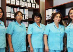Profesoras de Enfermería USAT son certificadas por el Colegio de Enfermeros del Perú