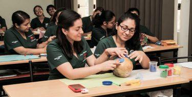 Psicología, Odontología y Medicina Humana USAT recibieron a evaluadores externos