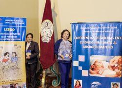 Enfermería USAT publica libros de investigación