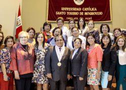 USAT organizó X Jornada Internacional en Ciencias de Enfermería