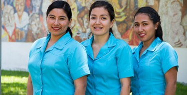 Primeros puestos a nivel nacional para Enfermería USAT