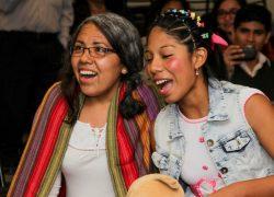 Beca 18 USAT organizó presentación final de talleres socioculturales
