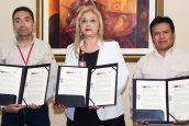 La USAT, Santuario Bosque de Pómac y el Refugio de Vida Silvestre de Laquipampa firman acuerdo de Cooperación Interinstitucional