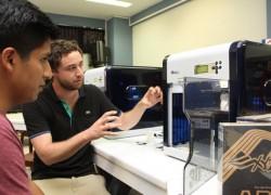 USAT: primera universidad en Lambayeque con impresoras 3D