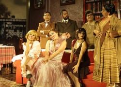 Celebración por el tercer aniversario del Teatro USAT