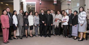 Rumbo a la Acreditación: Educación Inicial USAT recibió a evaluadores externos