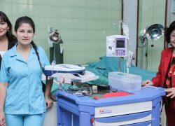 Enfermería USAT: Segundo lugar en el Premio Jean Watson a la Investigación