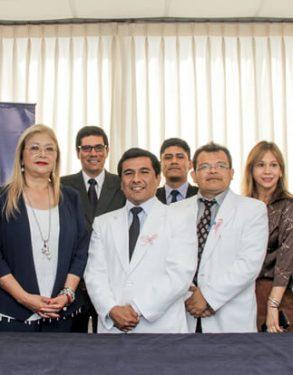 Hospital Regional de Lambayeque y USAT firman convenio