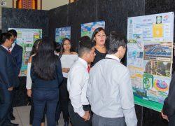 Escuela de Ingeniería Industrial lleva a cabo la V Jornada Académica de Ecología Industrial