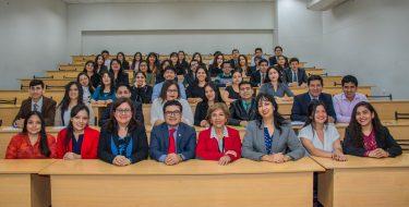 Estudiantes de Derecho realizarán prácticas en el Consultorio Jurídico USAT