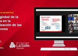 Instituto de Bioética USAT capacita a comunidad académica de la Universidad La Salle Noroeste de México