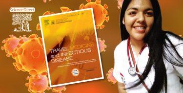 Integrante de la Asociem USAT publica carta científica sobre COVID-19 en revista internacional de salud pública