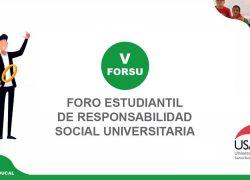 Integrantes de VOCCS USAT organizan V Foro Estudiantil de Responsabilidad Social Universitaria 2020