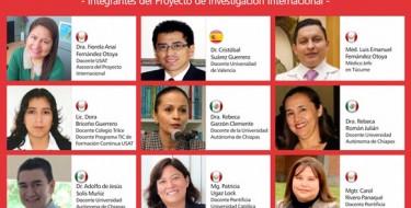 Profesores USAT participan en proyecto internacional de TIC