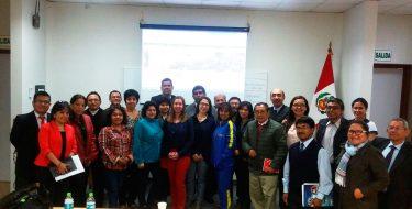 Docentes Investigadoras de la Universidad La Sabana visitaron la USAT