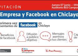 Tu Empresa y Facebook Visitan la USAT