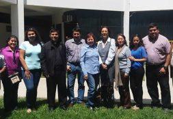 Capellanía USAT: Humanidades participa de Jornada Espiritual
