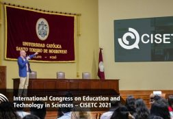 La USAT organiza el Congreso Internacional sobre Educación y Tecnología en Ciencias – CISETC 2021