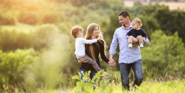 ¡La familia, protagonista del cambio social!