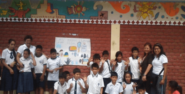 Educación USAT promueve lavado de manos