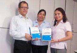 Docentes de la Facultad de Derecho USAT participan en la publicación de Libro en materia de Derecho Registral
