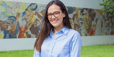 Estudiante de Derecho USAT realiza pasantía en España