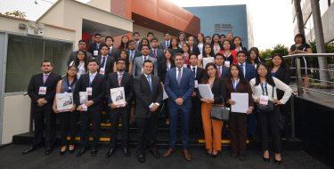 Egresada de la Escuela de Economía USAT obtuvo el primer puesto en el XXII Curso de Extensión Universitaria del INDECOPI