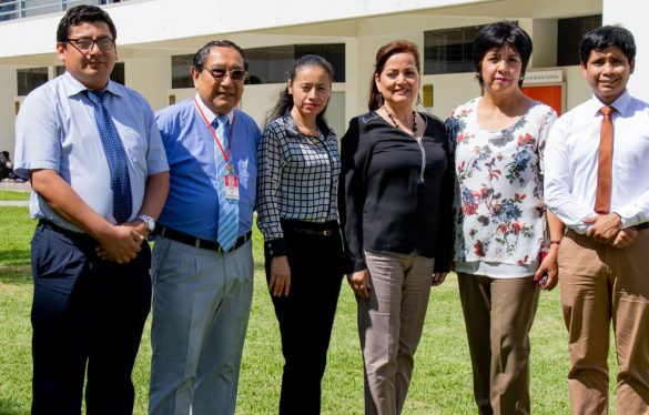 USAT presente en el IV Congreso Nacional de Acreditación Gestión de Calidad