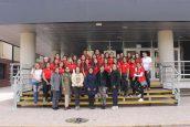 Estudiantes de Administración Hotelera y de Servicios Turísticos USAT visitaron la Escuela de Turismo de la Universidad Andina del Cusco