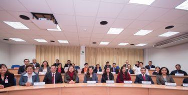 USAT inaugura Maestría en Informática Educativa y TIC