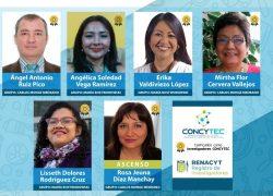 Vicerrectorado de Investigación USAT y su compromiso con la ciencia: Cinco docentes más se incorporan al Renacyt