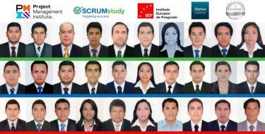 Nuevos logros: Estudiantes de Maestría en Ingeniería de Sistemas obtienen más certificaciones