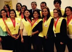 Especialidad de Odontopediatría USAT presenta su primera promoción de egresados
