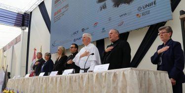Rectora USAT participó en el II Congreso de la Organización de Universidades Católicas (ODUCAL) Perú