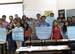 Observatorio de Medios USAT capacita a estudiantes