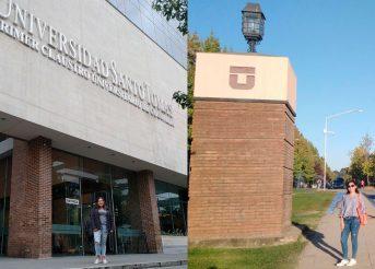 Estudiantes de Derecho USAT realizan estancia académica en el extranjero