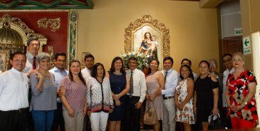 ICMF – USAT realizó la Renovación de Promesas Matrimoniales