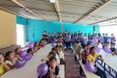 Estudiantes de la Escuela de Odontología USAT realizan proyección social en el Centro poblado de Laquipampa – Incahuasi