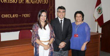 Docentes USAT presentan trabajo de investigación en Buenos Aires